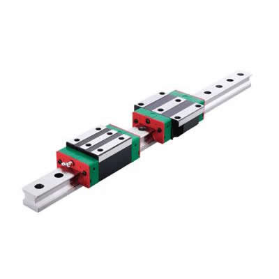 RG系列-滚柱式超重载荷线性滑轨