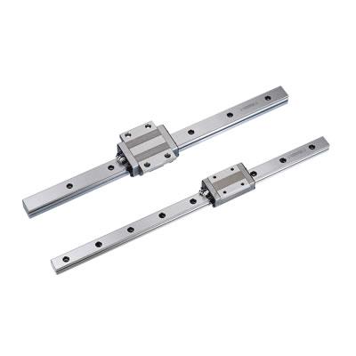 金属端盖式耐高温线性滑轨