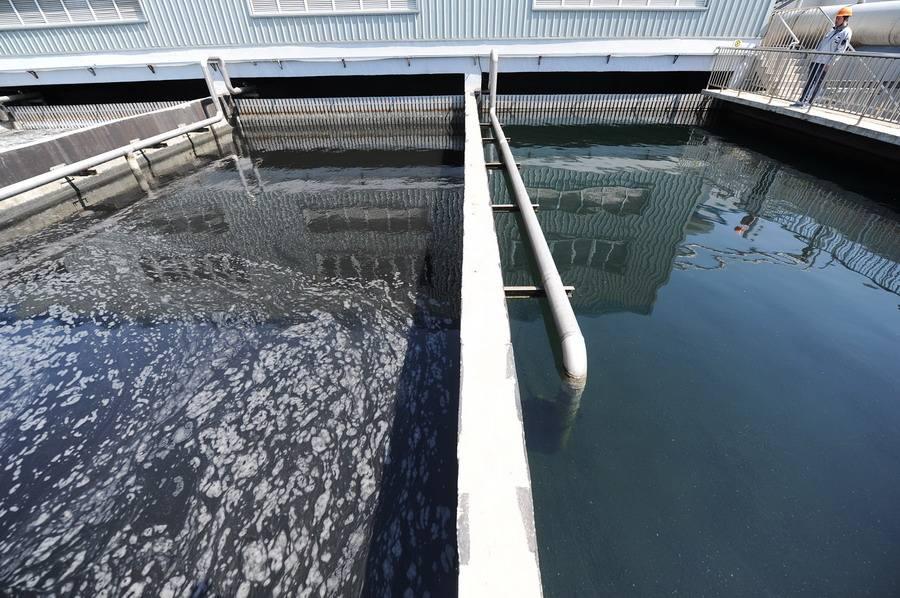 高含盐废水采用蒸发方式进行处理可实现零排放目的
