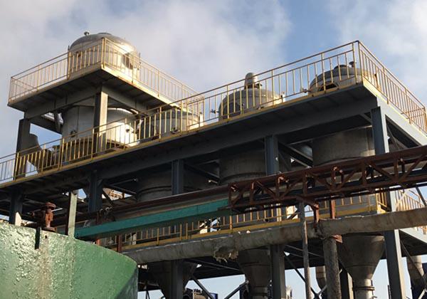 根据不同成分的含盐废水需提出不同的蒸发器工艺