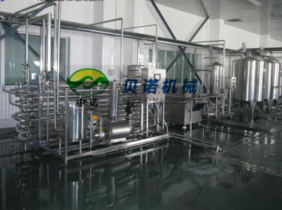 濃縮果汁生產線