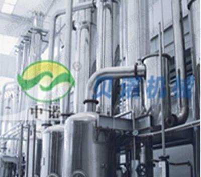 山东龙力生物科技有限公司木糖醇蒸发器