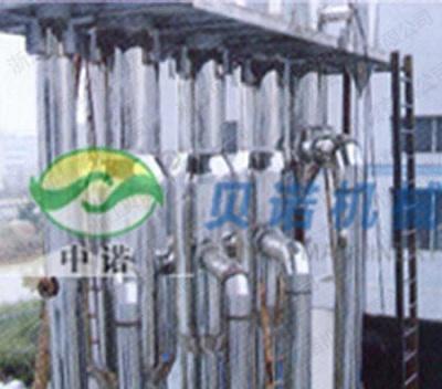 山東元鳴葡萄糖酸鈉生產的三效降膜蒸發器