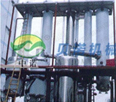 淄博硝酸钠生产的三效降膜蒸发器