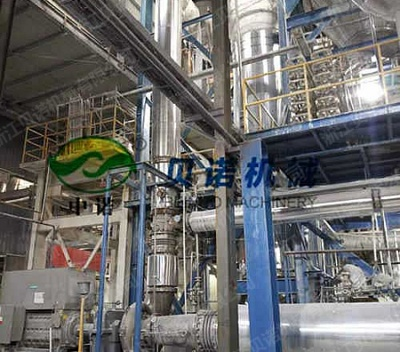 MVR含鹽廢水蒸發器
