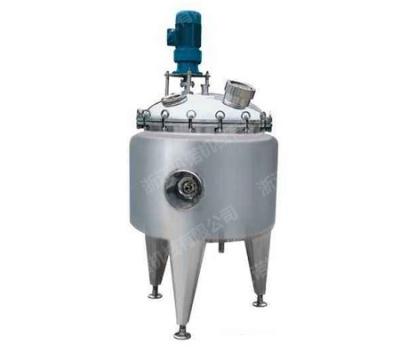 FJ系列保温冷却发酵罐