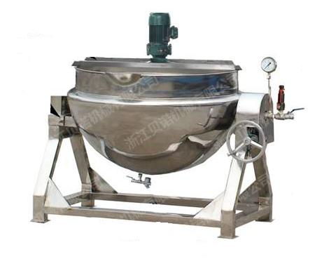 KQG系列可倾式夹层锅