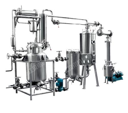 TN微型多功能提取、浓缩、回收机组