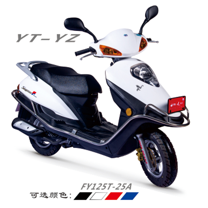 FY125T-25A YT-YZ-