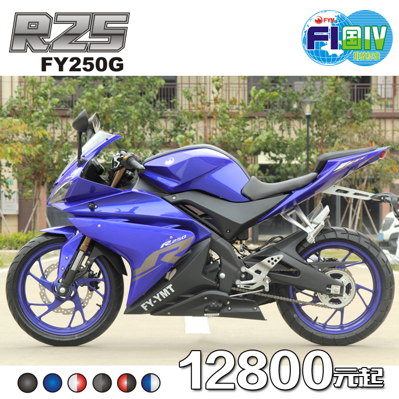 FY250G  R25