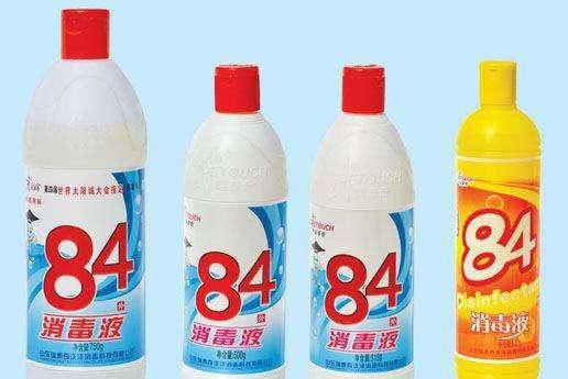 84消毒液使用注意事項-標典裝飾