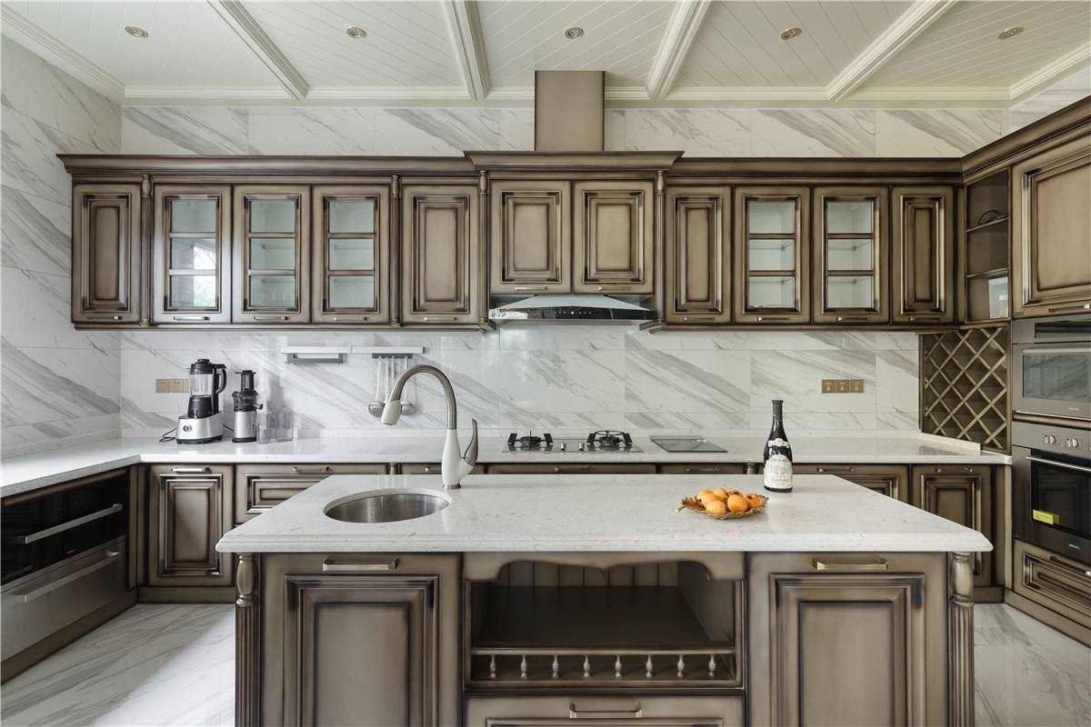 這五種櫥柜設計,哪種用在你家最適...