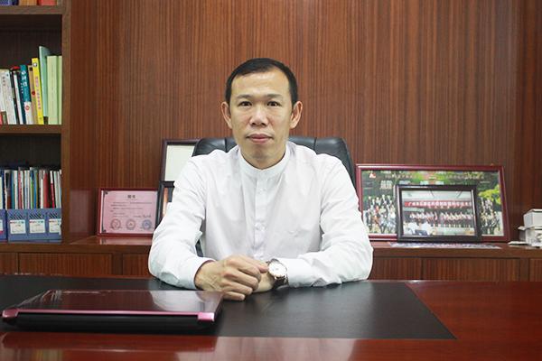 凯能吴金城:深耕热泵烘干领域 掘...