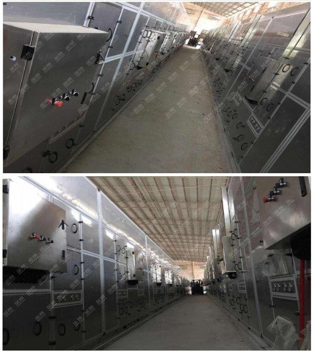 污泥处理设备——佛山利沣源生活污泥处理工程案例
