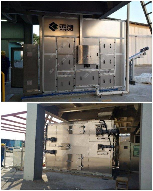 污泥处理设备——上海花王化工污泥处理工程案例