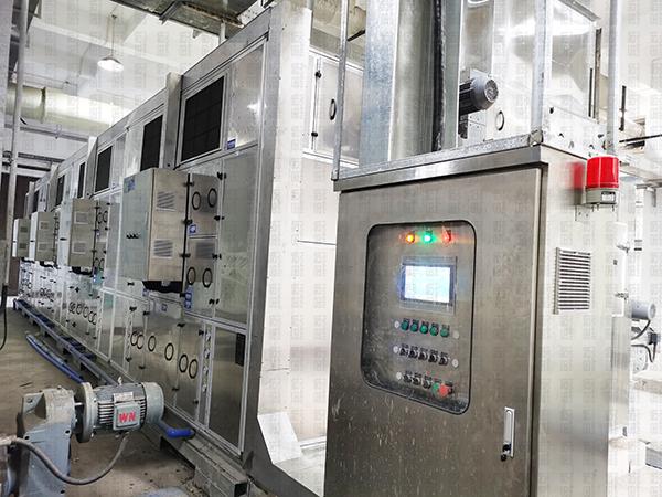 「汙泥幹化」山西省呂梁市第二汙水處理廠(一期)