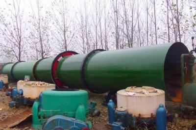 污泥传统干化设备