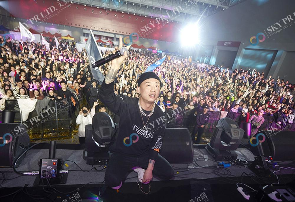 江门首届跨年电音盛事&GAI