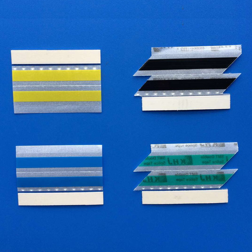 SMT double splice tape with alignment guide (18 Series)