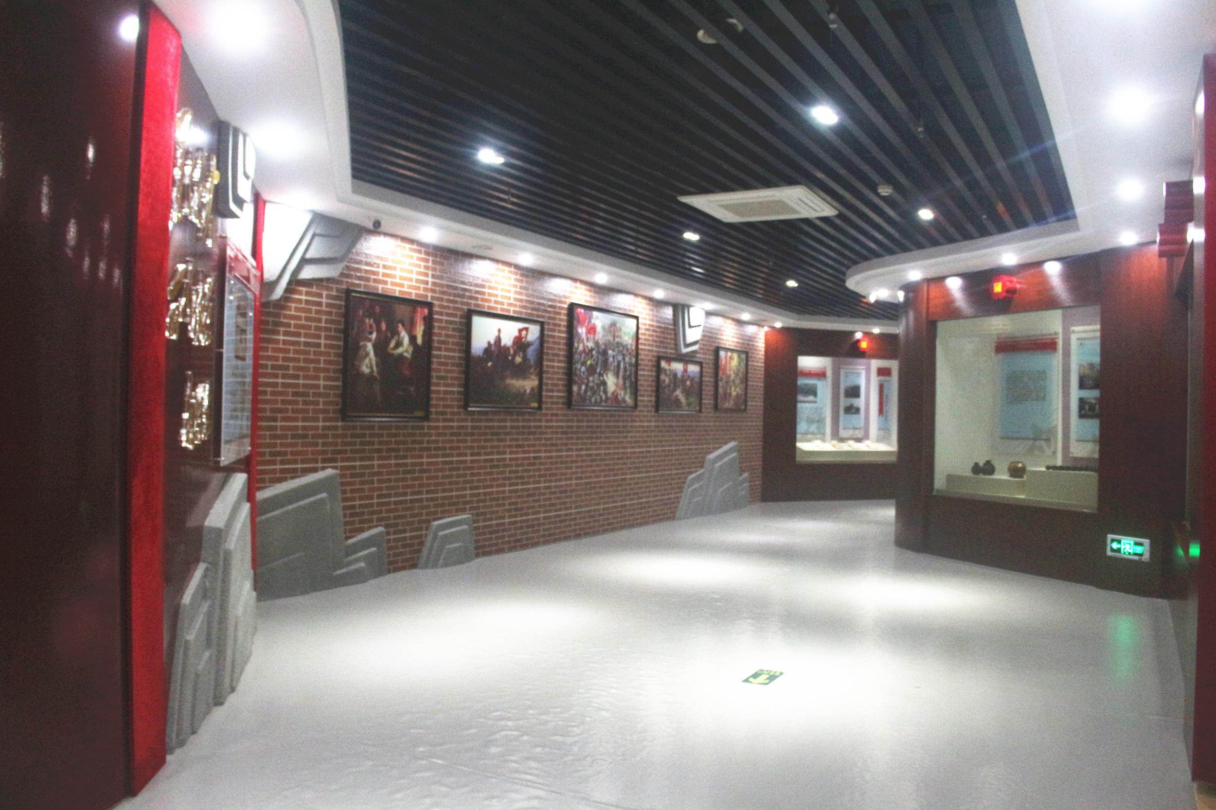 【黨史學習教育基地】福建省中央蘇區文化園(古田館)
