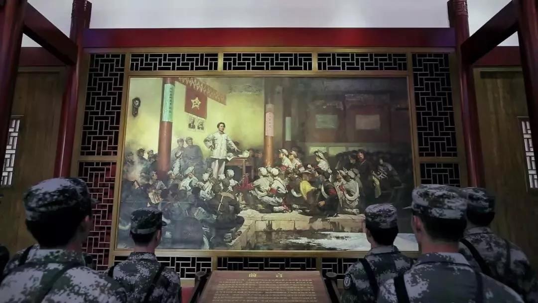 【黨史學習教育】中國影像方志 | 上杭紅色篇:誕生于古老的廖氏祠堂里精神力量