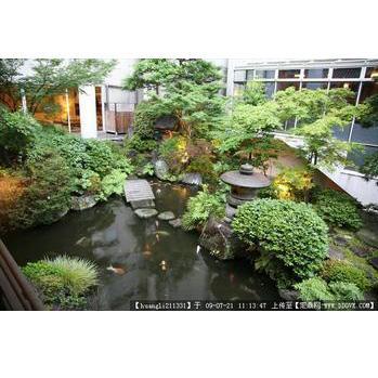 日式景觀綠化