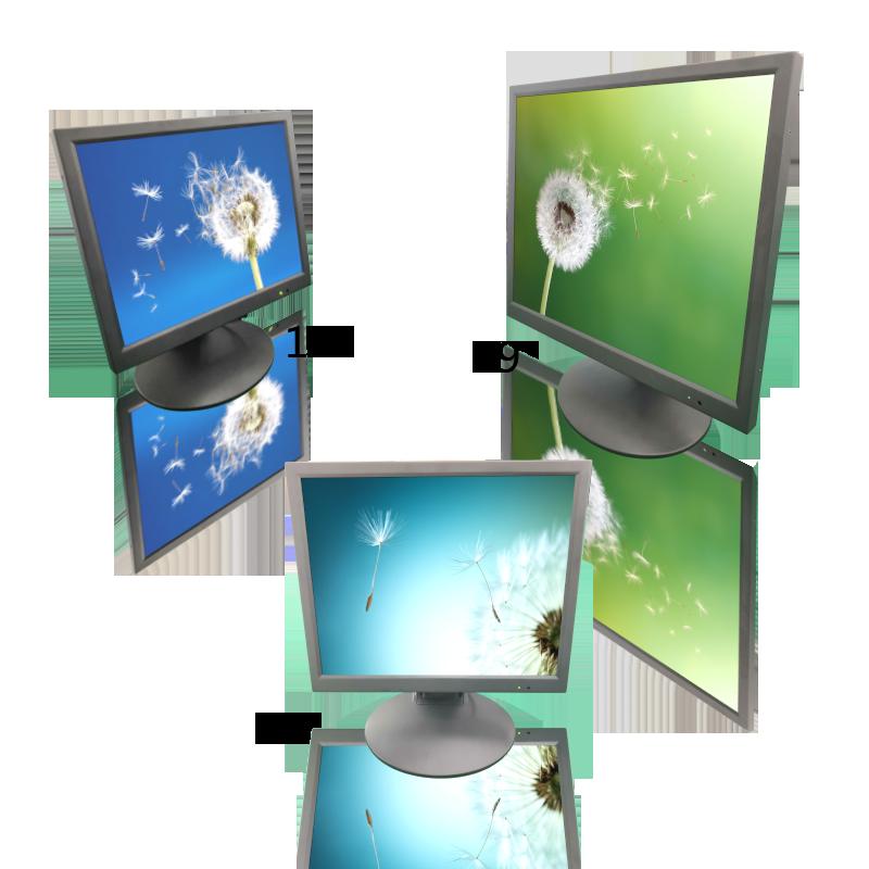 工业液晶监视器