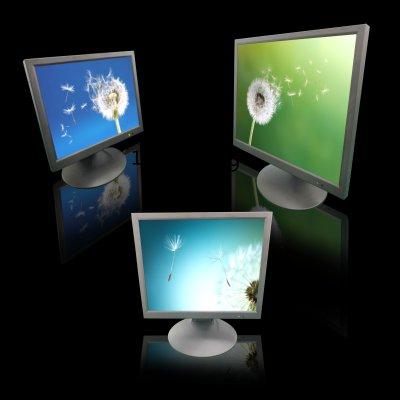 工業液晶監視器