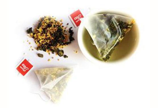 桂花乌龙袋泡茶