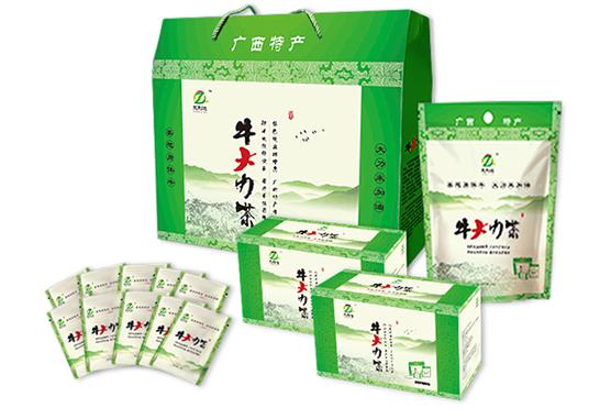 广州草粤行茶叶有限公司打造牛大力***茶创富项目