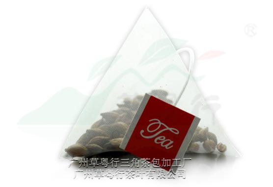 药食同源之大麦三角茶包加工