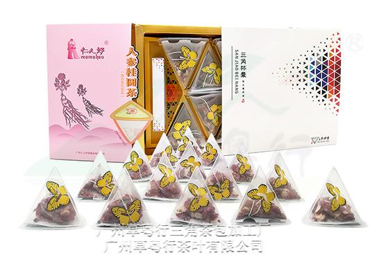 三角茶包加工厂专家介绍不同类型茶的******功效