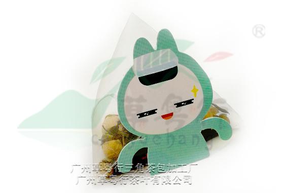 广州草粤行三角茶包加工厂的加工优势