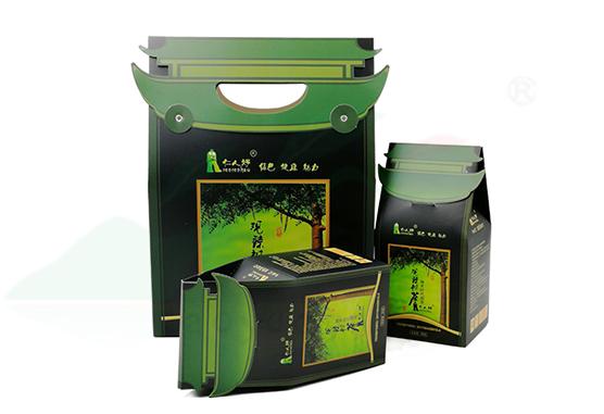 草粤行与仁人好强强合作,共同打造首个国礼级观辣树茶品牌