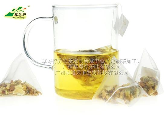 药食同源之甘草代用茶加工