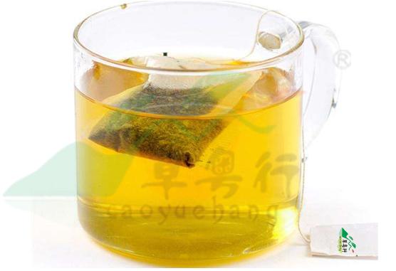 黄芪桑叶袋泡茶