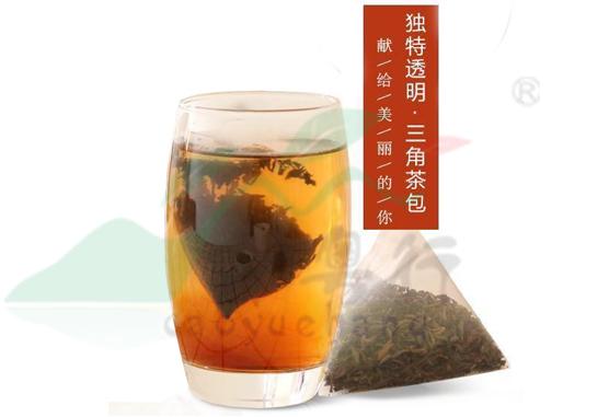 草粤行袋泡茶加工厂的袋泡茶加工优势及加工种类