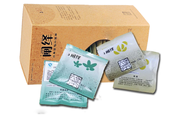 广州代用茶加工厂与梧州六堡茶成为战略联盟