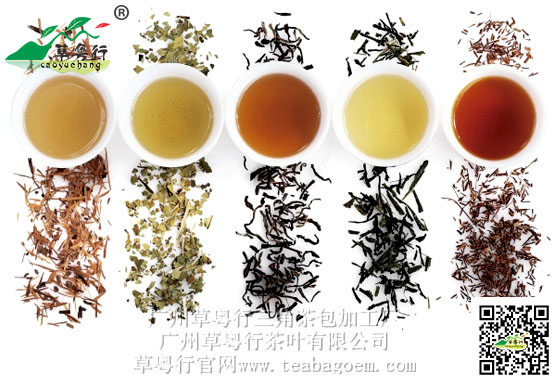 草粤行首席设计师简述中国十大名茶