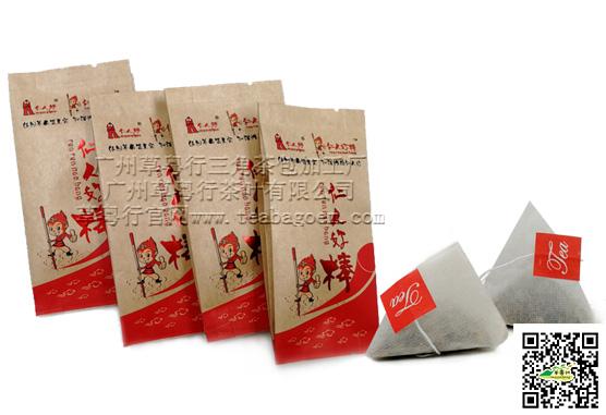 """草粤行袋泡茶加工厂是""""茶疗健康概念""""的首倡者和实践者"""