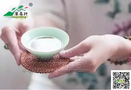 草粤行与您分享喝茶礼仪,让您轻松...