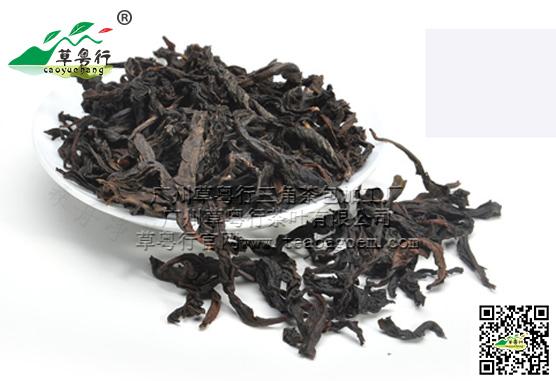 名誉全球的茶中之王——大红袍