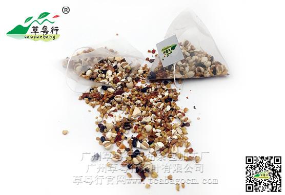 荞麦三角茶包代用茶帮助人体对抗三高
