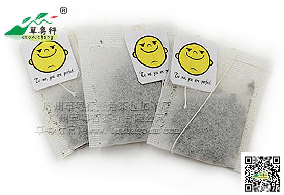 普通滤纸茶包(带线与吊牌)+独立...