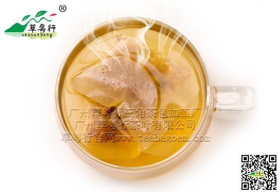 红豆桔红代用茶祛湿配方