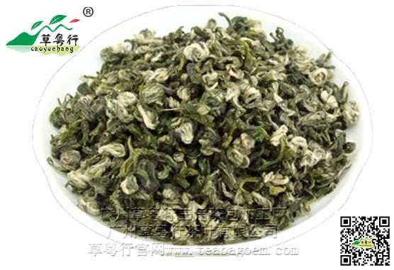 碧螺春(绿茶)