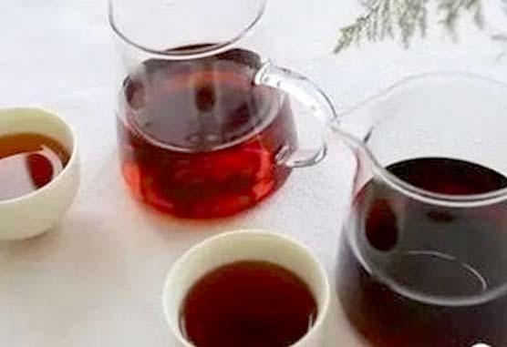 六堡茶和普洱茶的区别