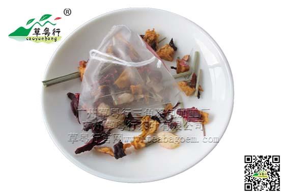 花果茶代用茶加工