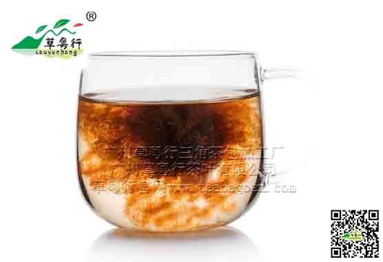代用茶加工专家简述代用茶的饮...