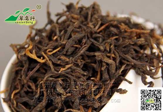 滇红茶的历史文化